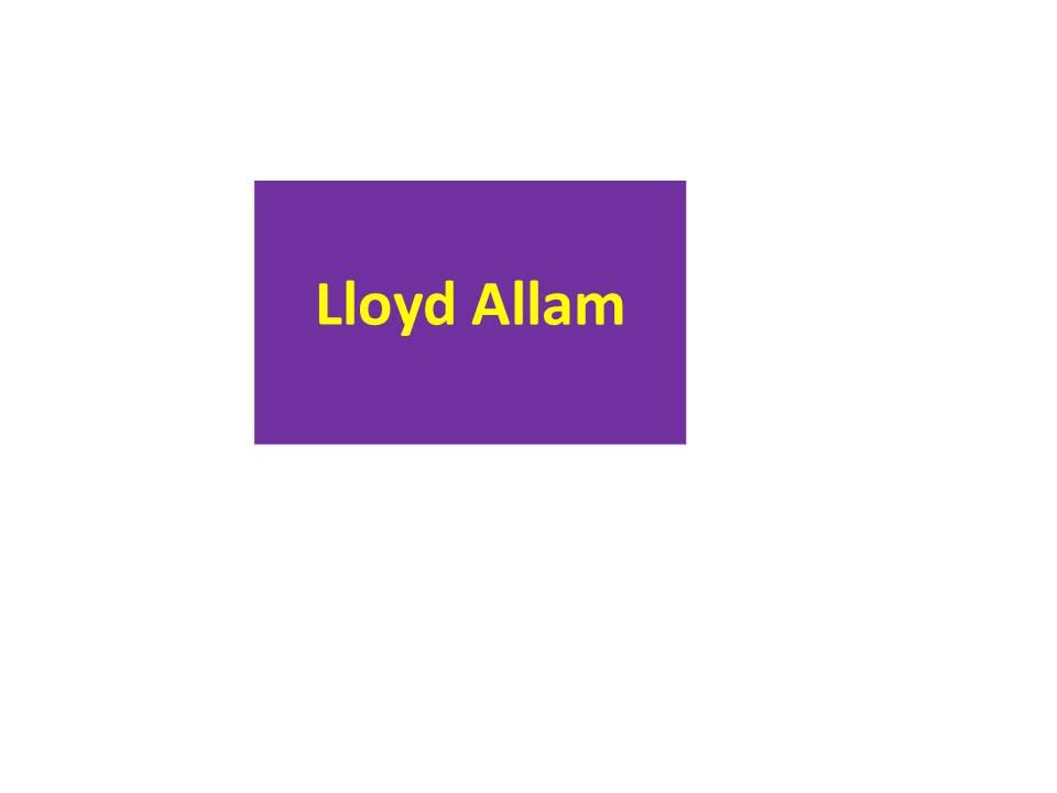 Lloyd Allam