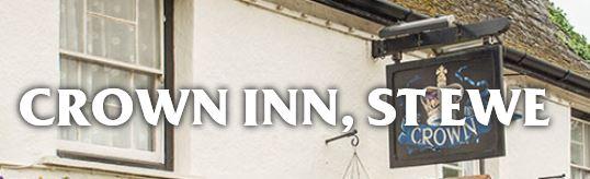 Crown Inn, St Ewe