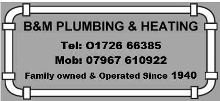 B&M Heating and Plumbing