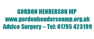 Gordon Henderson MP