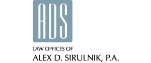 Alex D Sirulnik Law Offices