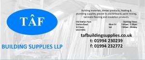 Taf Building Supplies LLP