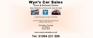 Wyn's Car Sales