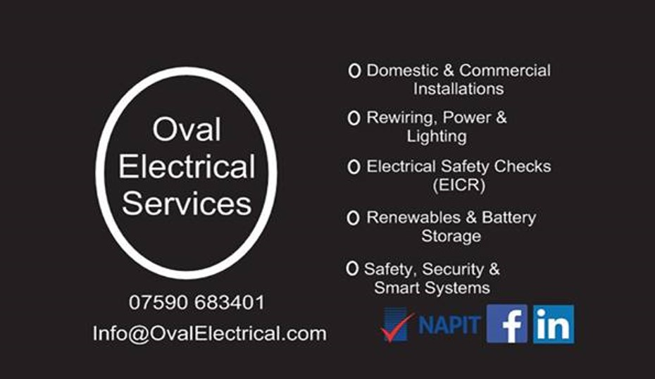 Oval Electrical Services