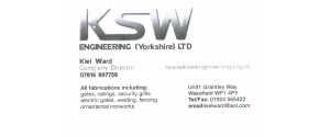 KSW Engineering(Yorkshire) LTD