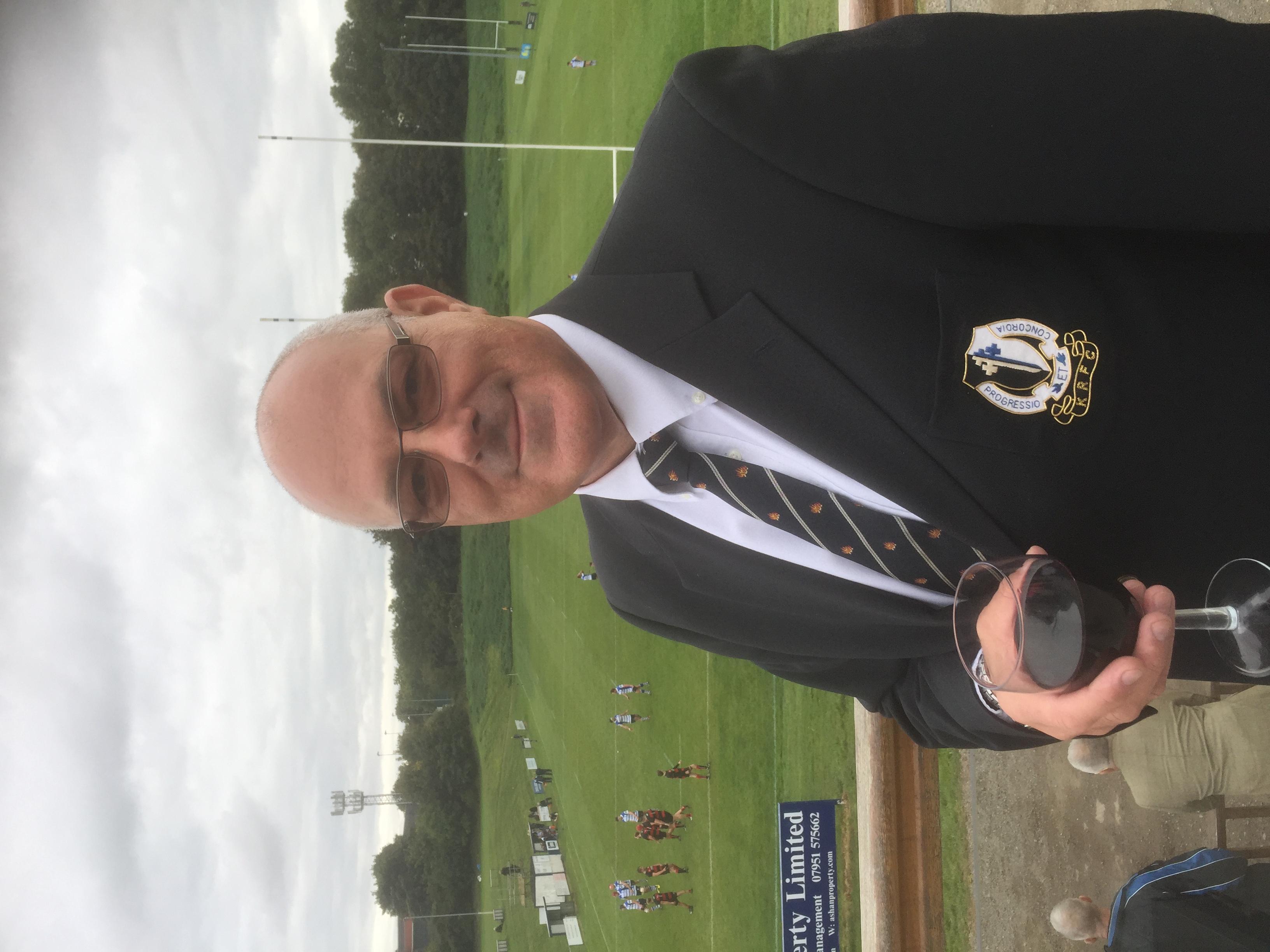 Mr Adrian Baker