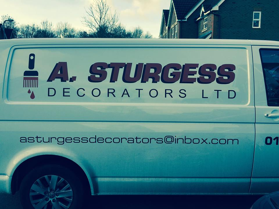 A. Sturgess Decorators Ltd