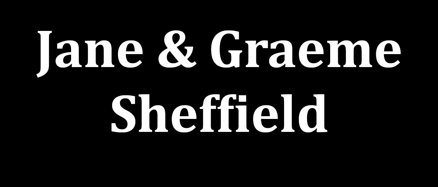 Jane & Graeme Sheffield
