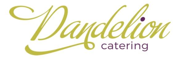 Dandelion Catering