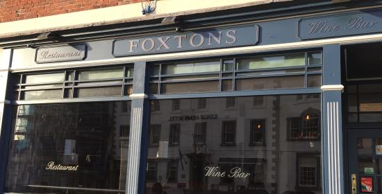 Foxtons Wine Bar & Restaurant