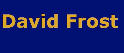 David Frost