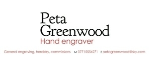 Peta Greenwood Hand Engraver