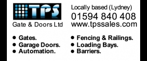 TPS Gate &amp; Doors