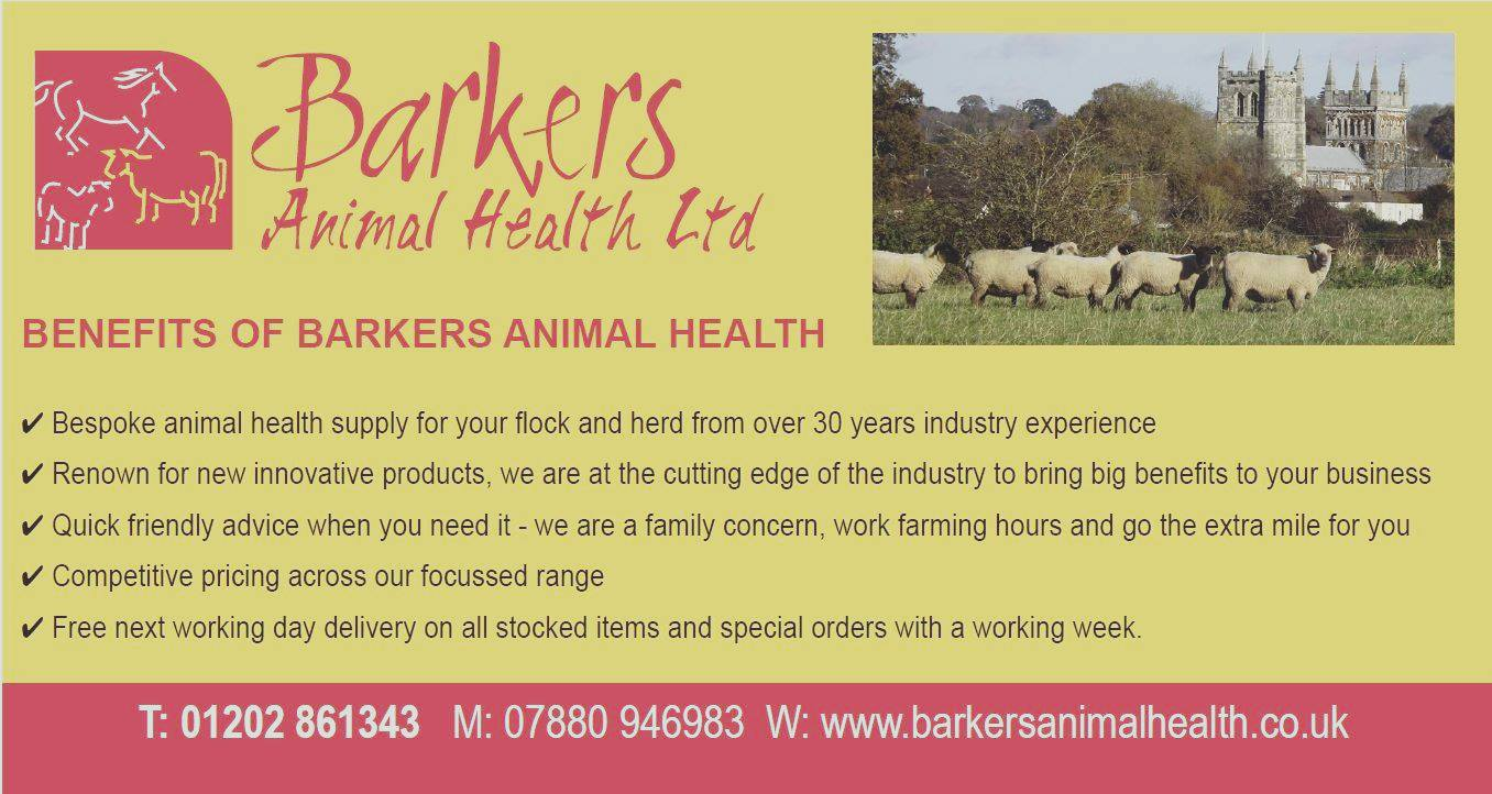Barker's animal health