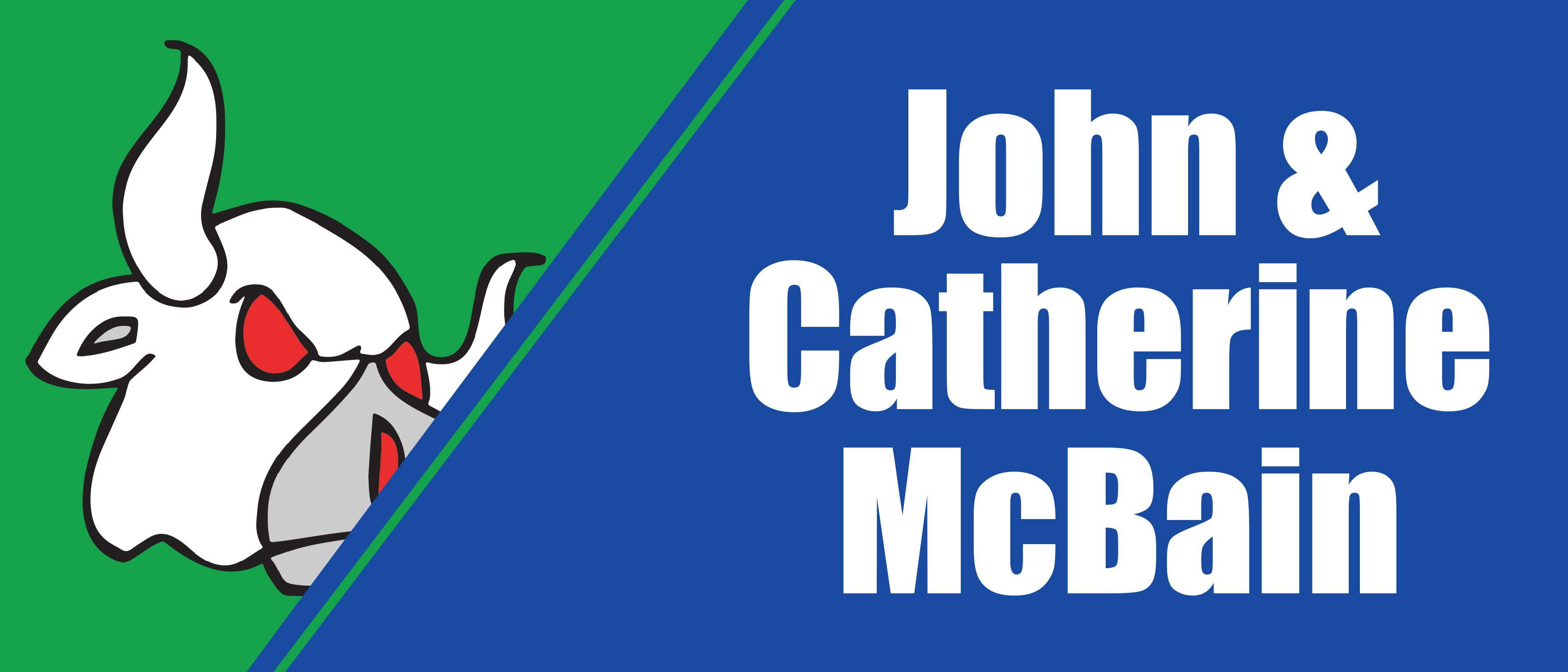 John & Catherine McBain