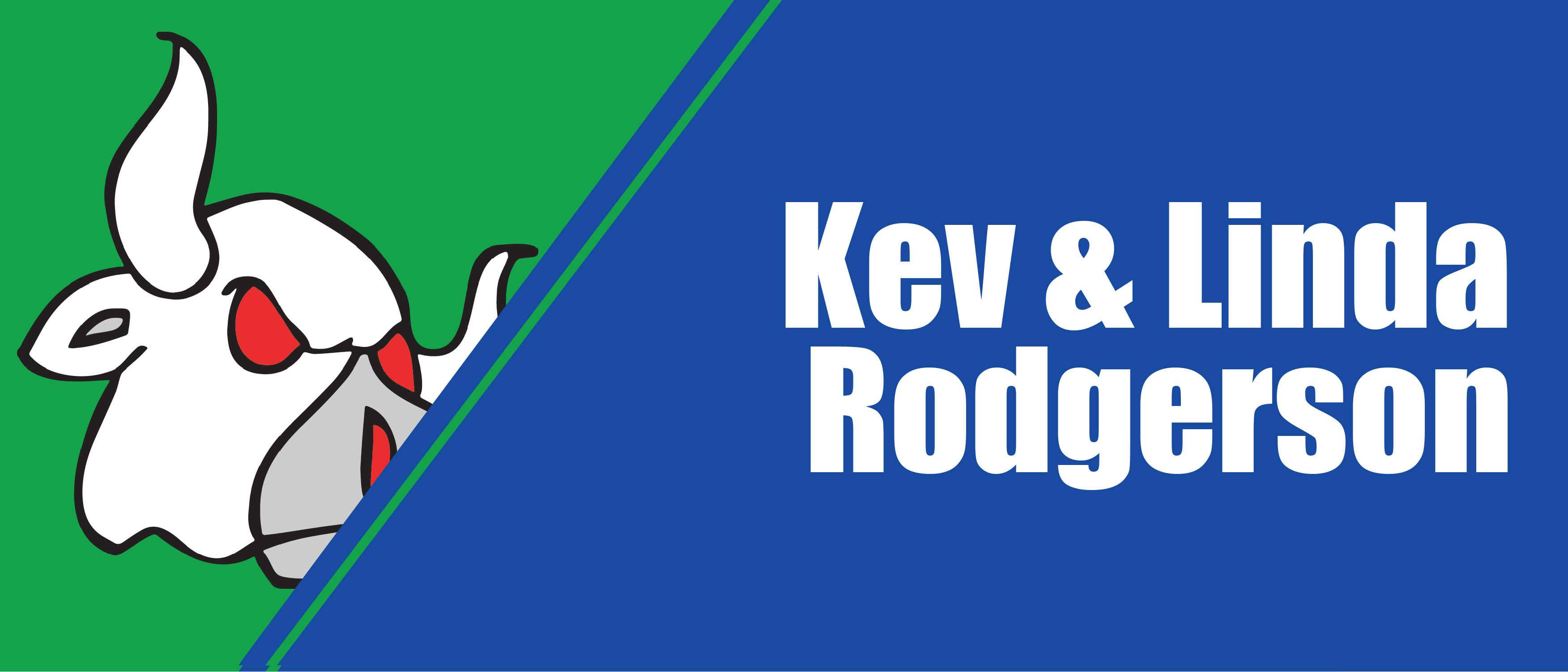 Kev & Linda Rodgerson