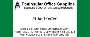 Peninsular Office Supplies