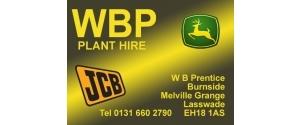 WBP PLANT HIRE