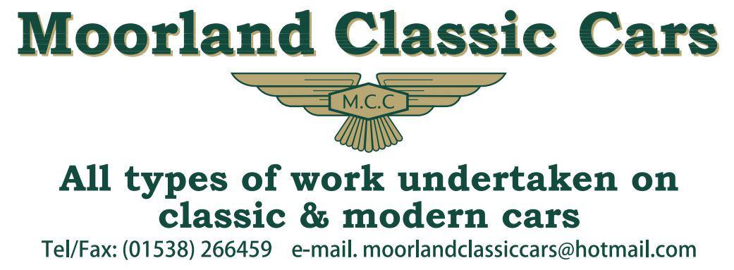 Moorland Classic Cars