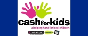 Radio City Cash For Kids