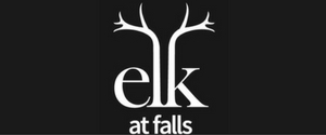 Elk at Falls