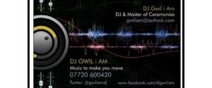 DJ Gwil I Am