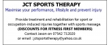 JCT Sports Therapy