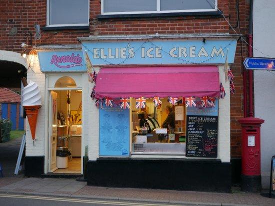 Ellies Ice Cream