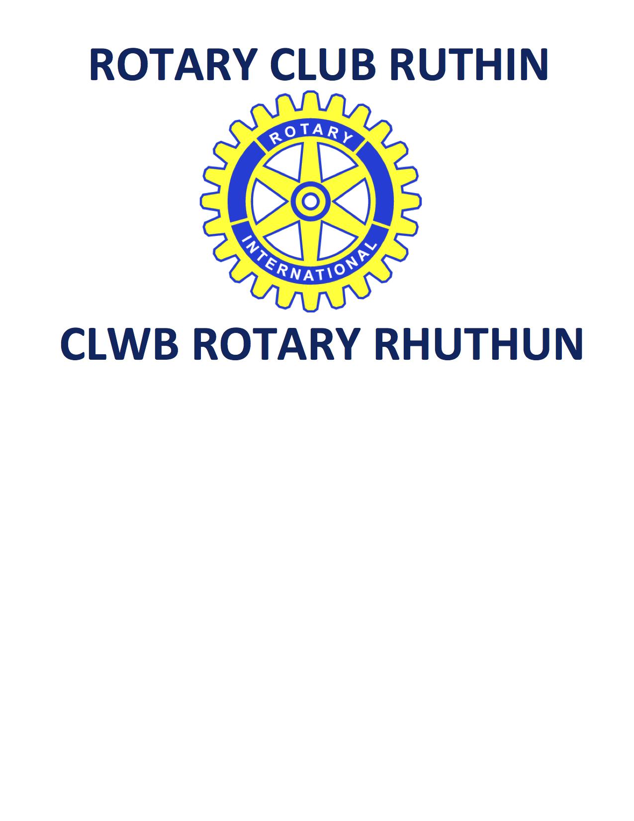 Ruthin Rotary