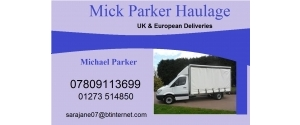 Mike Parker Haulage