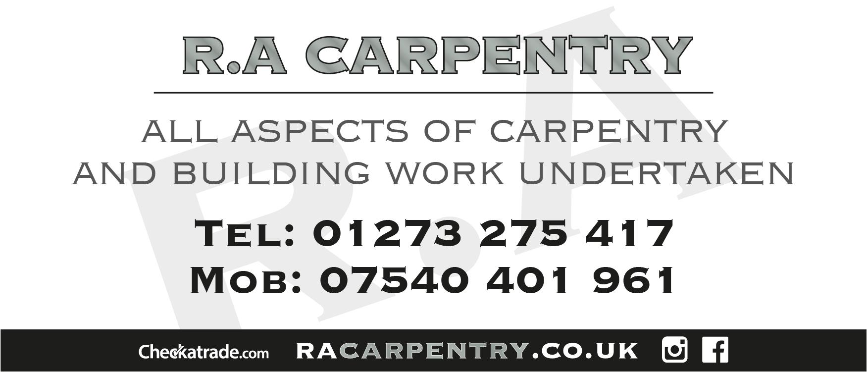 R.A Carpentry