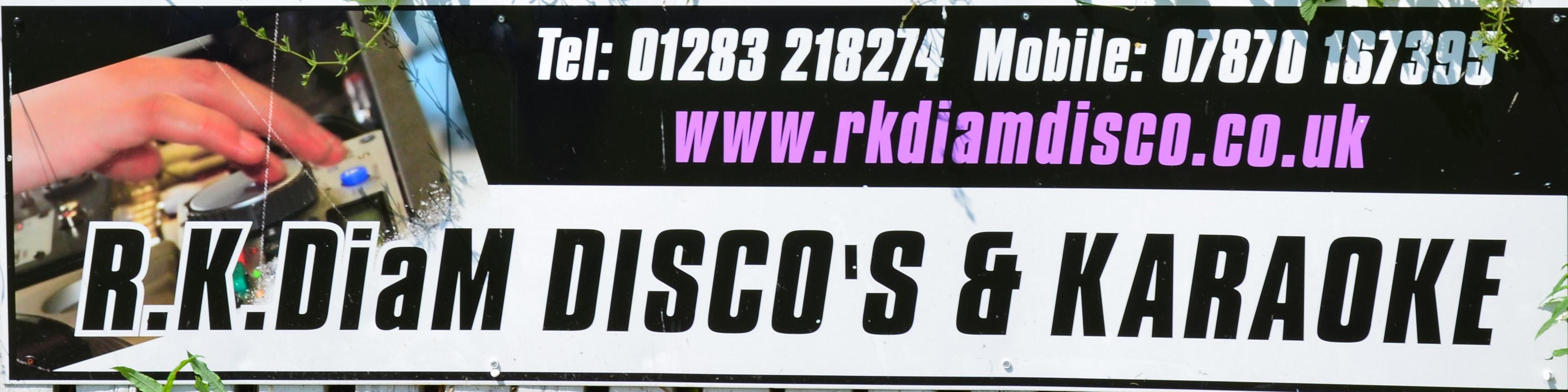 R.K. DiaM  Disco & Karaoke