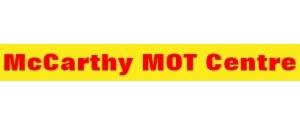 McCarthty MOT