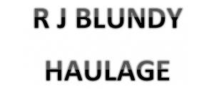 R J Blundy Haulage