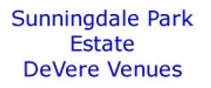 Sunningdale Park<br />DeVere Venue