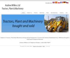 Andrew Wilkins Machinery