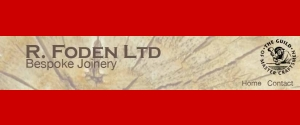 R.Foden Ltd.  Bespoke Joinery