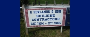 G Rowlands & Son Ltd