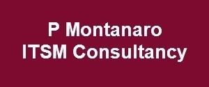 P Montanaro - ITSM Consultancy