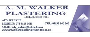 A M Walker Plastering
