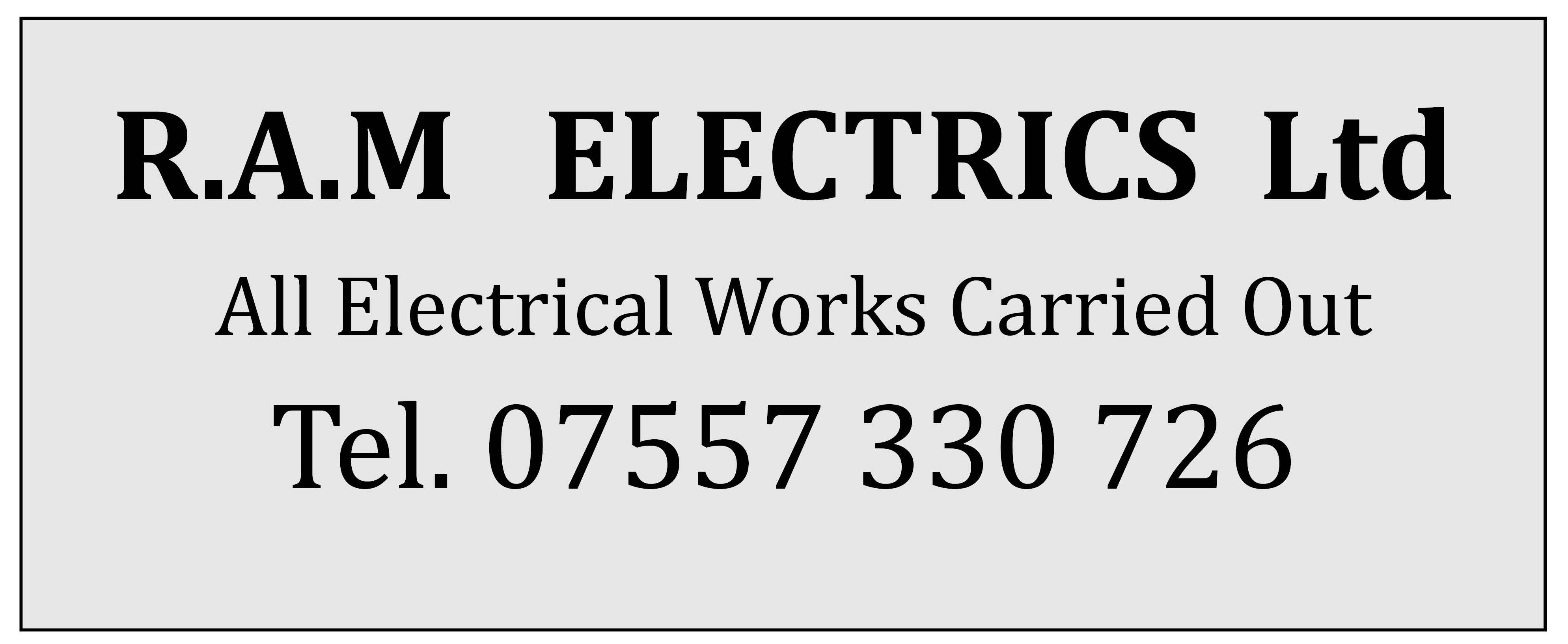 R.A.M Electrics