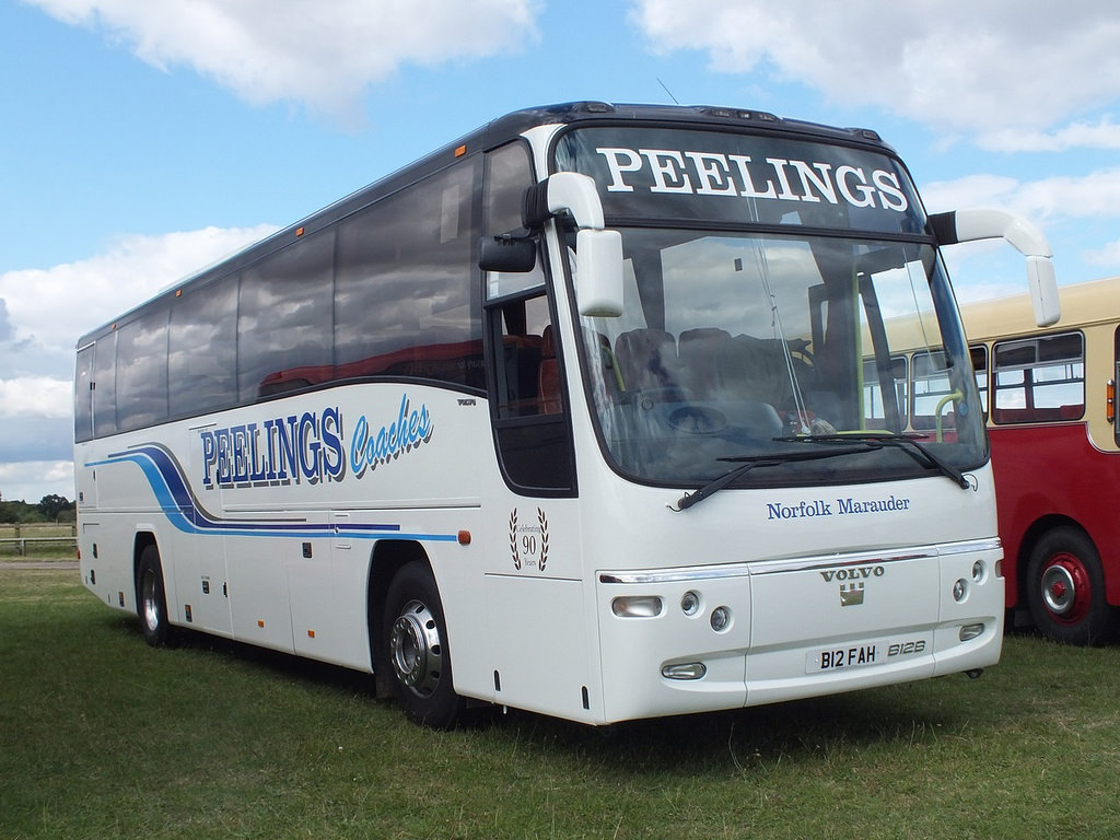 Peelings Coaches