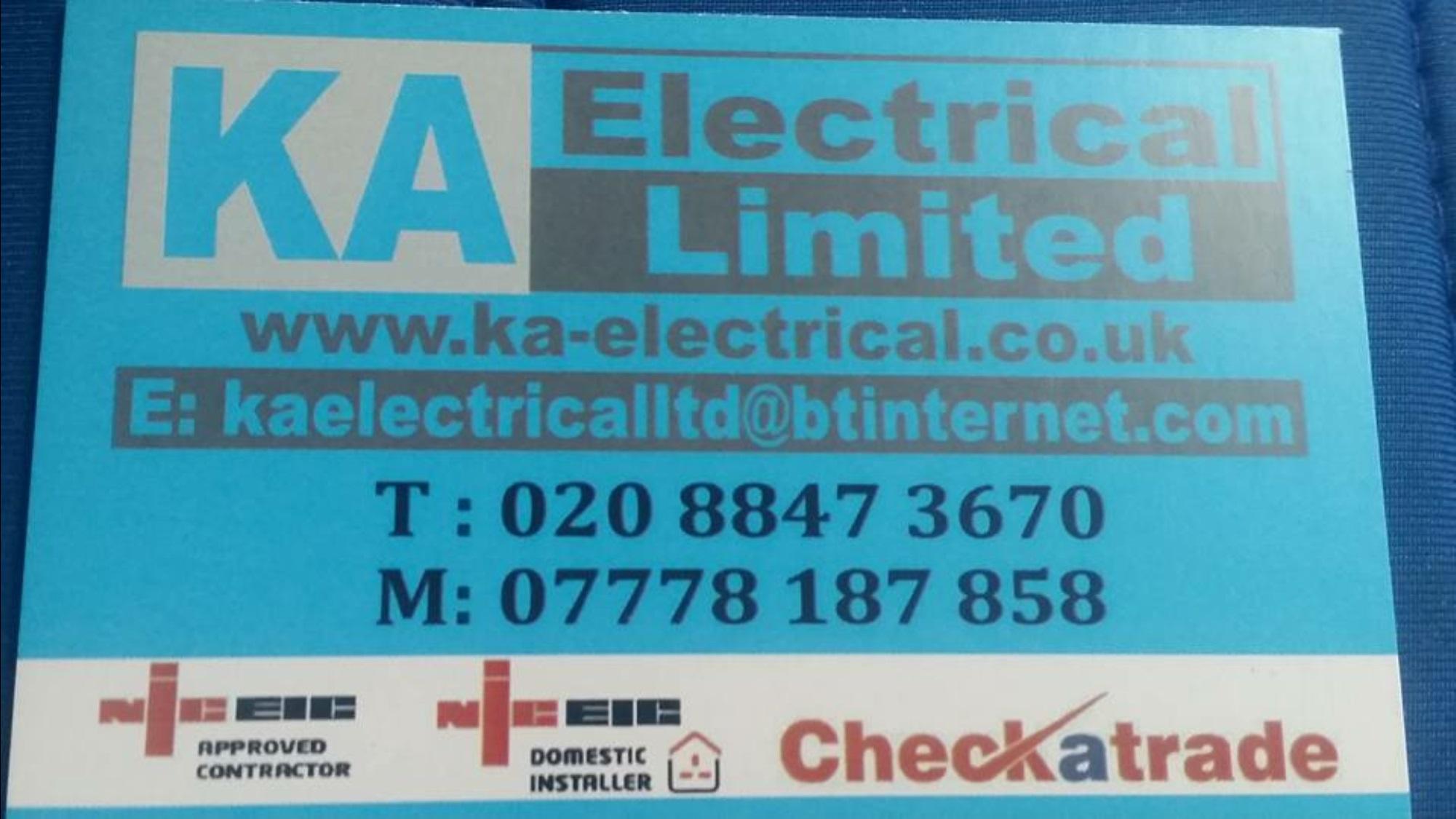 KA Electrical Ltd
