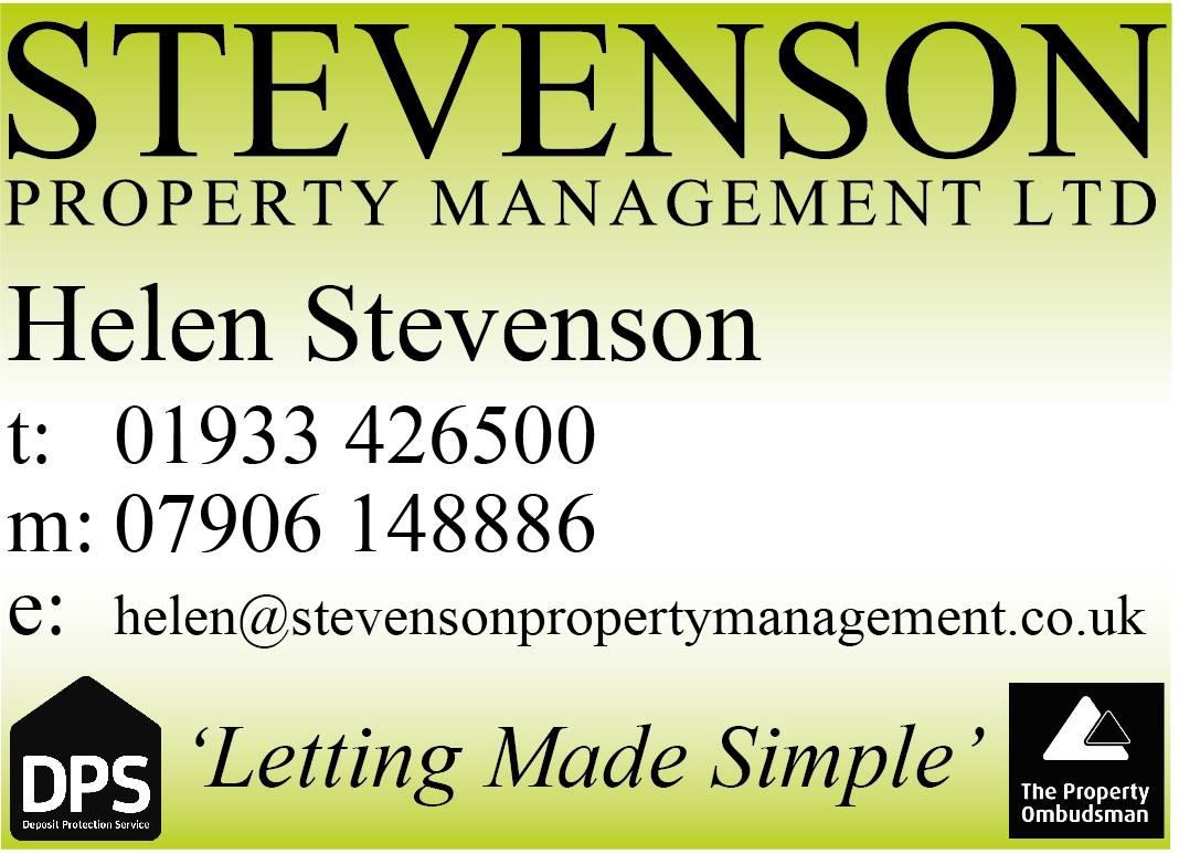 Stevenson Property Management Ltd.