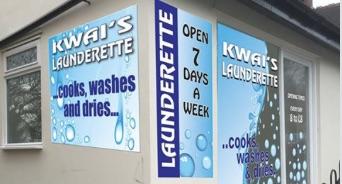 Kwai's Launderette