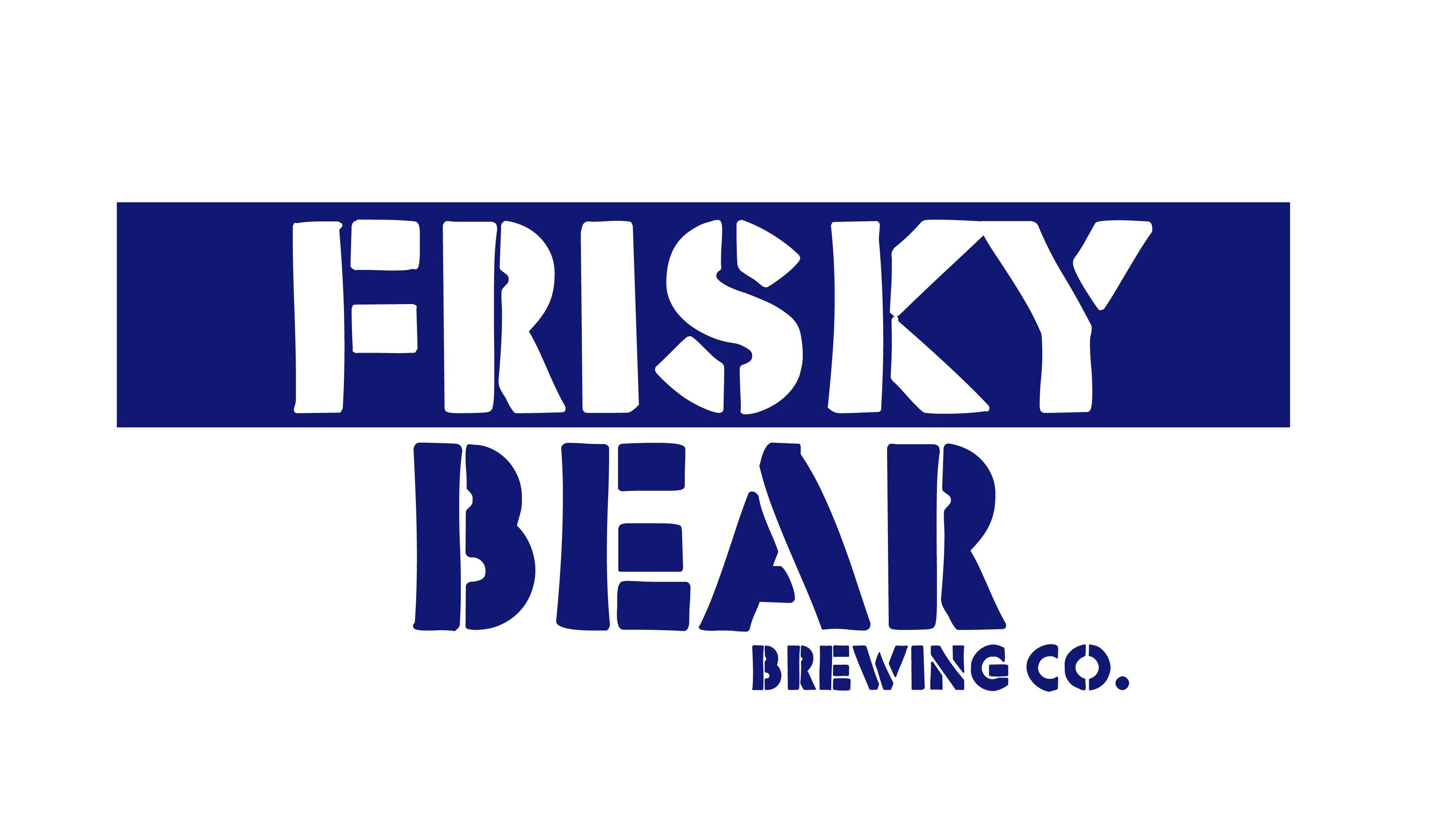 Frisky Bear brewing