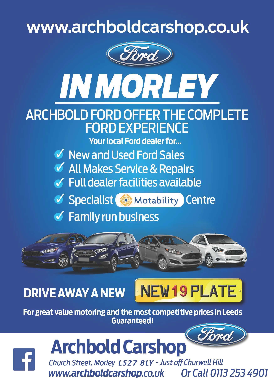 Archbold Car Shop