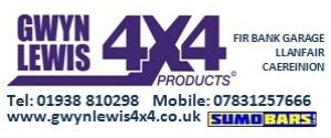 Gwyn Lewis 4x4