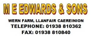 ME Edwards & Sons