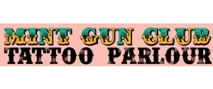 Mint Gun Club Tattoo